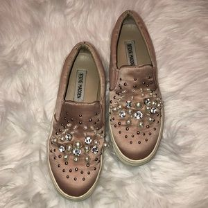 Flats with Pearls -  Steve Madden